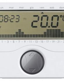 CRONOTERMOSTATO GSM 120-230V  BI
